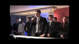 Mr PE 2013 Sponsor Evening: Anton Siebert