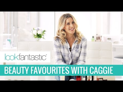 Caggie Dunlop's Skincare & Makeup Routine