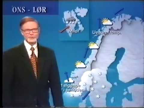 TV-DX NRK  22.11.1993
