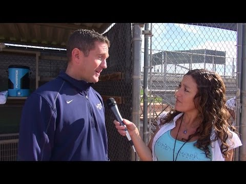 Padres Josh Byrnes on if baseball is ready for an openly gay player