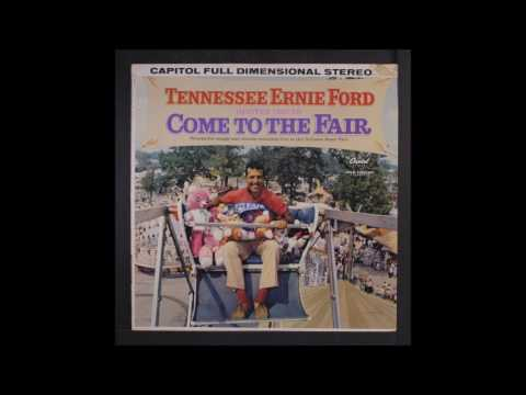 Tennessee Ernie Ford - Indiana - LIVE