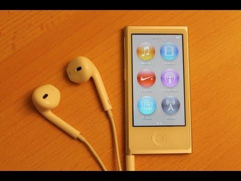iPod Nano 7G: Test / Review (Deutsch)
