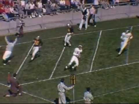 1955 Colorado A&M Championship Football Season Highlights
