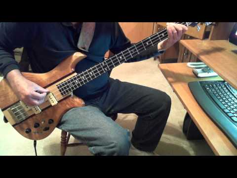 Sara Smile Hall and Oates Greg Papaleo Bass Cover