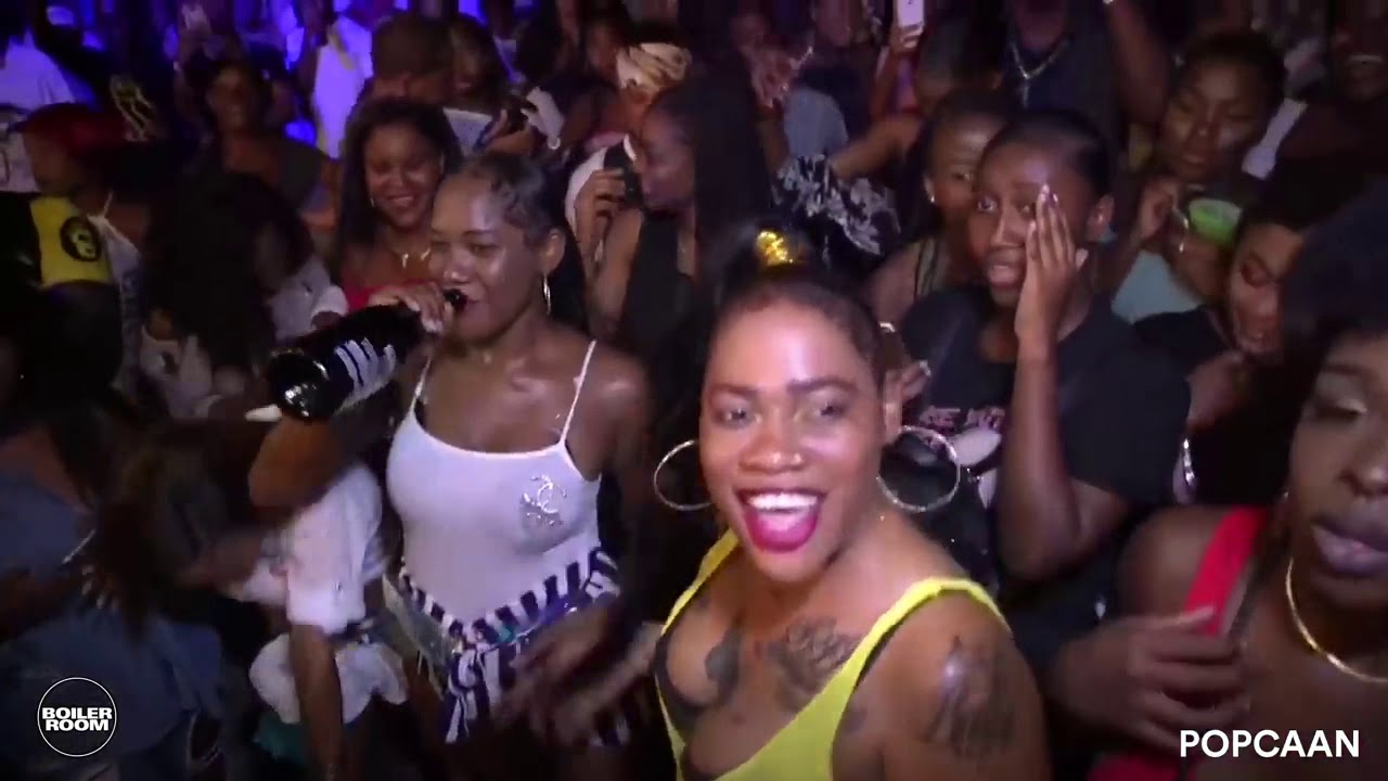 Popcaan wine for me kingston boiler room edition youtube
