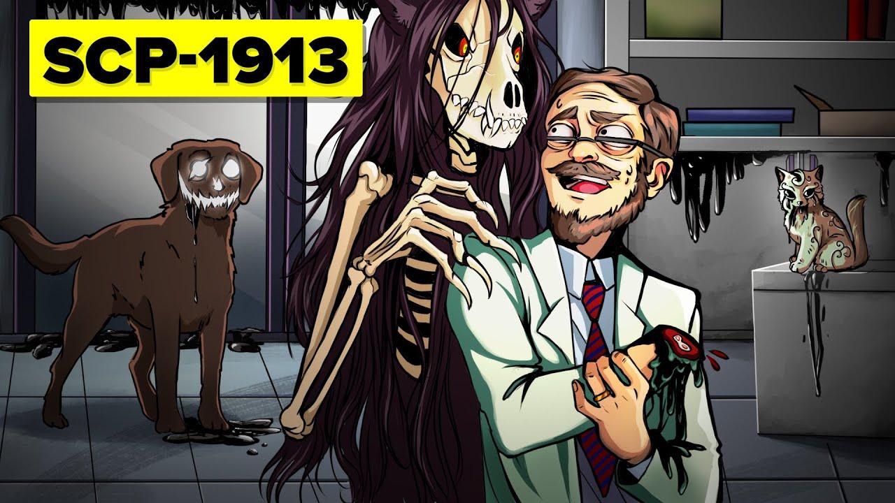 SCP-1913 Pasukan Monster Mematikan - Para Pemarah (Animasi SCP)
