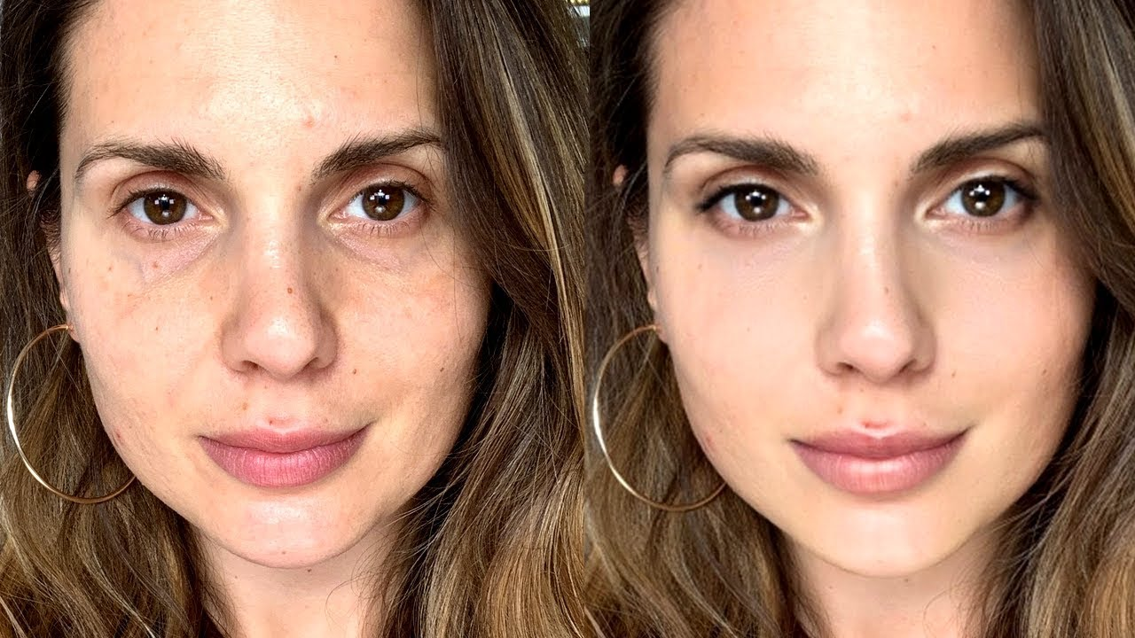 RECREATING THE HOLLYWOOD FILTER FROM THE FACE APP | ALI ANDREEA