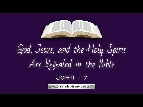 God, Jesus and the Holy Spirit are...