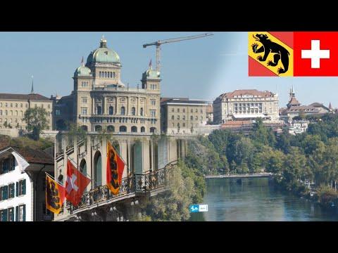 🇨🇭 Bern Switzerland 4K - Interesting Facts About Bern   Best Cities