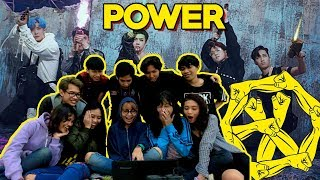 "Video EXO - POWER ""MV REACTION"" INDONESIA download MP3, 3GP, MP4, WEBM, AVI, FLV Mei 2018"