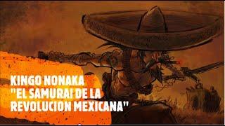 "Un ""Samurái"" en Tijuana (Kingo Nonaka)"
