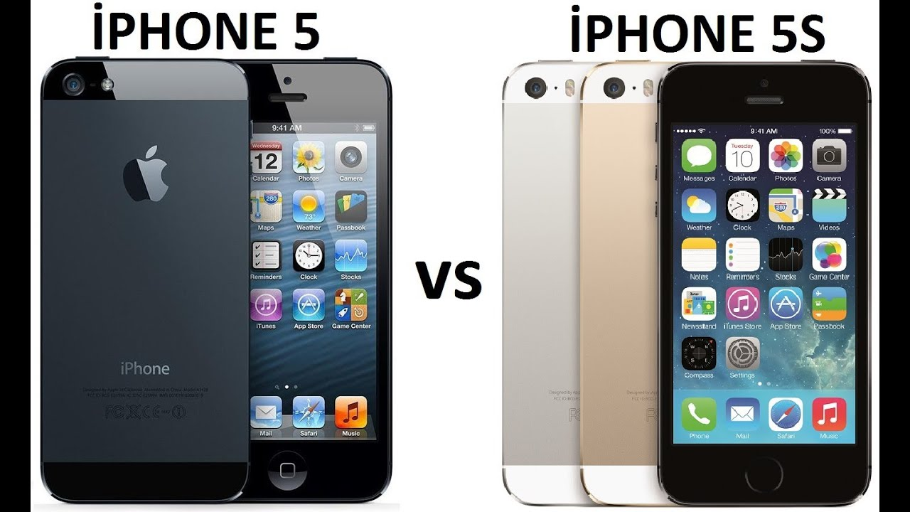 iphone 5 and 5s iphone 5s vs iphone 5 karşilaştırma tukce 14468