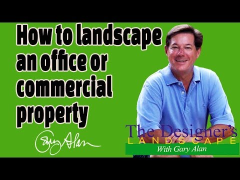 How to Landscape an Office or Commercial Property Designers Landscape#615