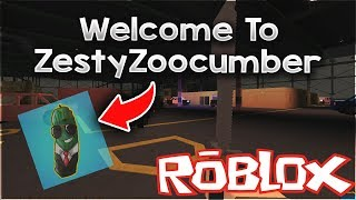 Welcome To ZestyZoocumber, Kid Friendly Gaming Channel Roblox and Minecraft
