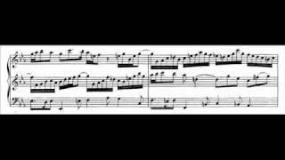 J.S. Bach - BWV 525 (2) - Sonata I - Adagio c-moll / C minor