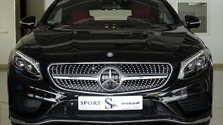 2016 Mercedes S-Class 500 for sale in Dubai(2016 Mercedes S-Class 500 for sale in Dubai Advertised by www.UAESALE.com the biggest car showroom gathering in United Arab Emirates., 2016-04-26T10:40:54.000Z)
