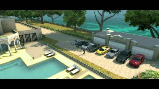 Test Drive Unlimited 2 Trailer Gameplay World