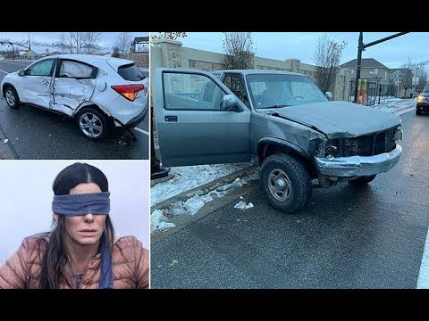 Girl, 17, covers eyes and crashes truck during 'Bird Box Challenge' - Daily News