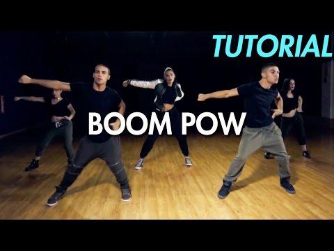 Alexandra Stan - Boom Pow (Dance Tutorial) | Mihran Kirakosian Choreography