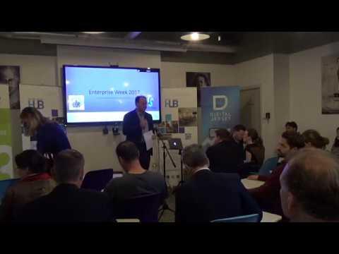 Jersey Business Enterprise Week 2017- Digital Jersey Hub