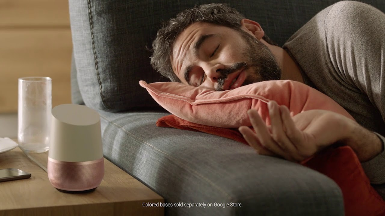 Set Alarms   Google Home