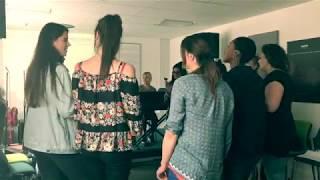Workshop at Open Day BIMM London - Muno Stavanger