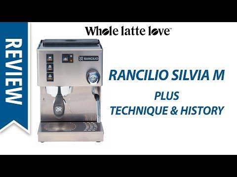 Review Rancilio Silvia M Espresso Machine With Techniques
