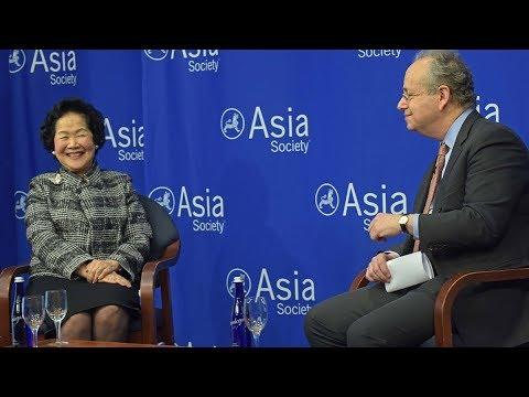 Hong Kong's Future: A Conversation with Anson Chan