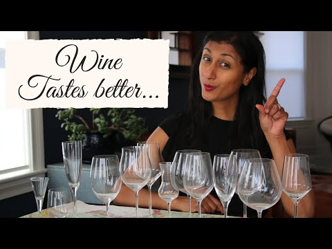 What Wine Glasses to Use - to enjoy your wine the MOST