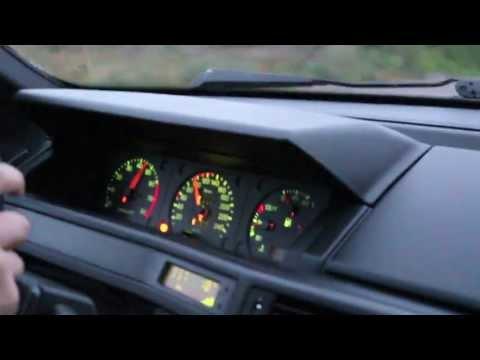 Citroën XM V6 Acceleration