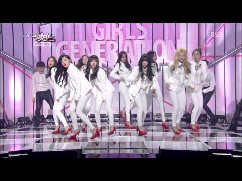 SNSD - Mr Mr 14.3.14 (Music Bank) HD