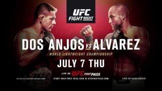 Dos Anjos vs Alvarez: RDA Speaks