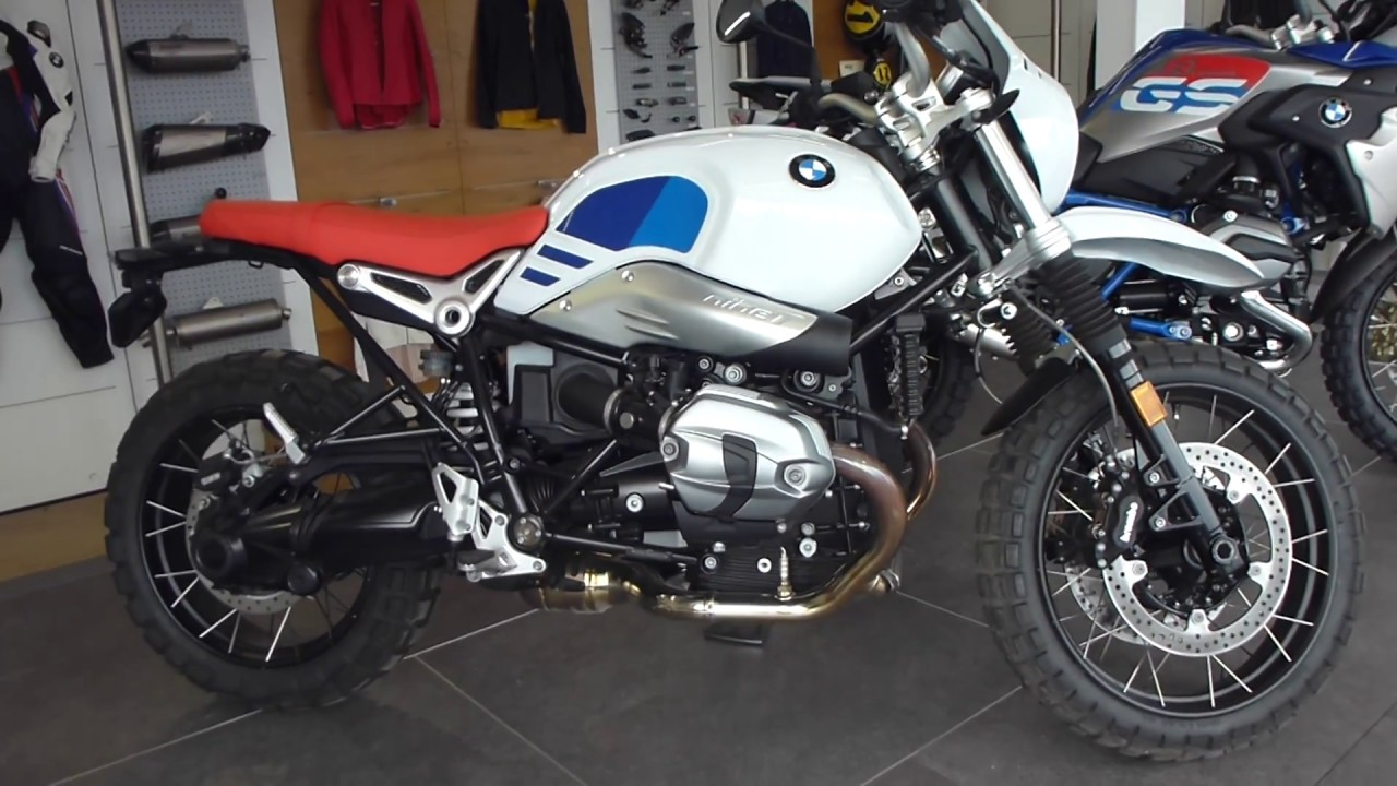 2017 bmw r ninet 39 39 urban g s 39 39 110 hp 200 km h 124 mph. Black Bedroom Furniture Sets. Home Design Ideas