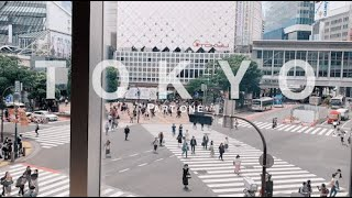 JAPAN VLOG 1: Our First Time in Tokyo
