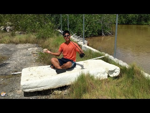 Fishing from a Styrofoam Boat?! Extreme Fishing for the Legendary Bonefish