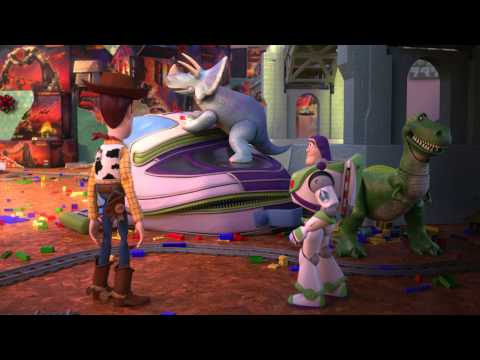 Toy Story That Time Forgot - Trailer