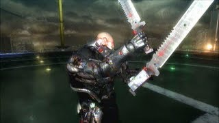 Metal Gear Rising: Revengeance - Sundowner