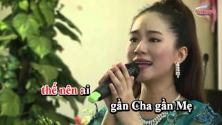 Karaoke Full HD Phận Xa Cha Mẹ Lương Bích Hữu