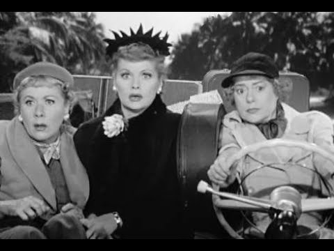 """""""I LOVE LUCY"""" - VACATION/TRIP EPISODES!!! - YouTube"""