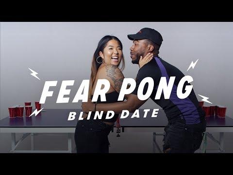 Fear Pong: Blind Dates (Bre & Blake)