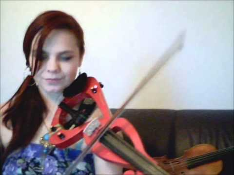 sean paul she doesn 39 t mind electric violin cover by. Black Bedroom Furniture Sets. Home Design Ideas