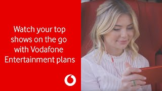 Georgia 'Toff' Toffolo | Toff's Top Shows to Watch with Vodafone Red Entertainment | Vodafone UK