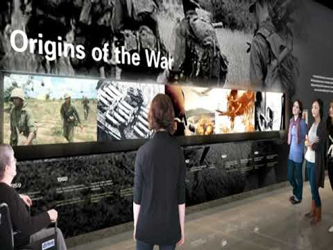 A new way to tell the story of Vietnam Veterans