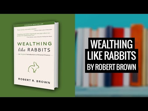 Book Club with Wealthing Like Rabbits author Robert Brown | Jessica Moorhouse