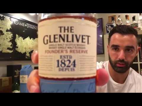 Glenlivet Founder's Reserve. Whisky in the 6 #57