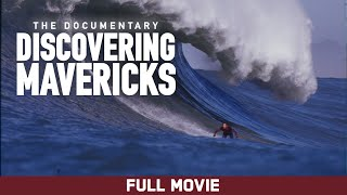 Full Movie: Discovering Mavericks - Jay Moriarity, Mark Foo, Peter Mel[HD]