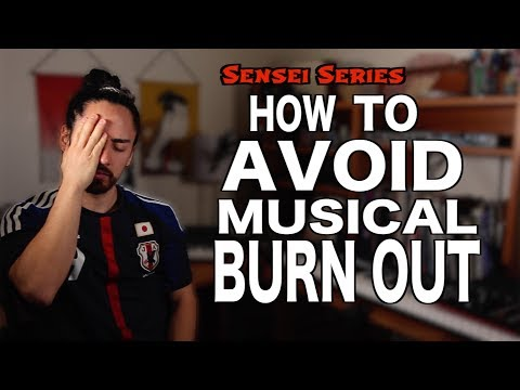 How To Avoid Musical Burn Out