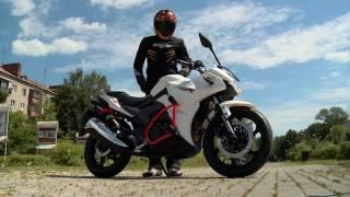 Мотоцикл Lifan KPR 150. MOTOLife. Выпуск 19