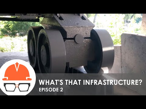 What's that Infrastructure? (Ep. 2 - More Transportation Infrastructure)