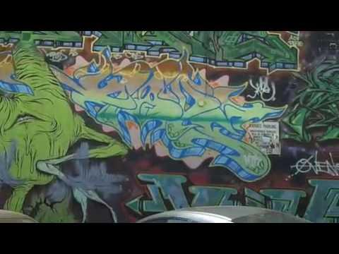 Amoeba Records (SF) Graf